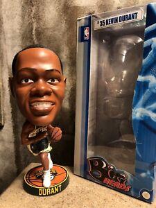 KEVIN DURANT Seattle Supersonics BIGhead Rookie NBA EXCLUSIVE Bobblehead NIB!