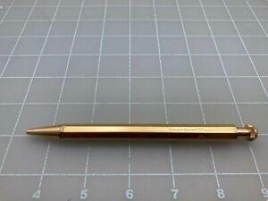 Judd's New Brass Kaweco Special Ballpoint Pen