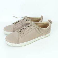 H&M Sneaker Echtleder Rosa Gr. EUR 39 (N22)