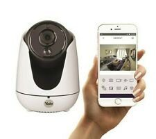 Yale Smart Home View Pan Tilt Zoom Camera WIPC-303W, phone viewing & control
