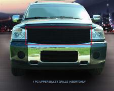 Fedar Main Upper Billet Grille For 2004-2007 Nissan Titan/Armada - Black