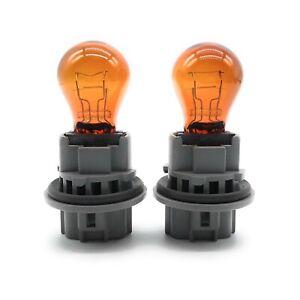 2x New OEM for Nissan Maxima Quest Xterra Turn Signal Corner Light Bulb Socket