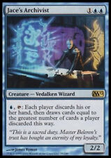 MRM FRENCH Archiviste de Jace (Jace's Archivist) MTG magic C13