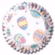 Decorated Eggs Baking Cups 50 ct from Wilton 354 - New