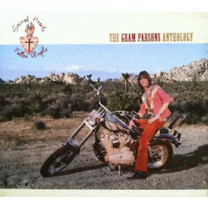 Gram Parsons Sacred Hearts & Fallen Angels: The Gram Parsons Anthology 2 X CD Rh