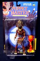 "Puppet Master 7"" The Totem Variant AF Full Moon Toys Legends of Horror New 1997"