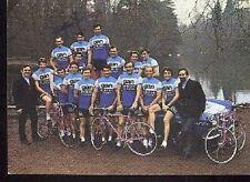 FRANCOIS COQUERY cyclisme ciclismo signée Gan Mercier