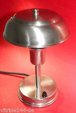 ART DECO Tischleuchte Stehlampe PARIS 20er Jahre Design vernickeltes Messing