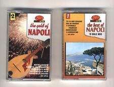 2 Mc THE BEST OF NAPOLI 1 'O sole mio + THE GOLD OF NAPOLI 2