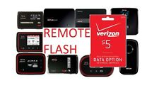 FLASH YOUR VERIZON MIFI JETPACK TO VERIZON UNLIMITED 3G  *REMOTELY* $5/MONTH