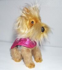 Walt Disney Store BOI Yorkshire Terrier Sharpay's Fabulous Adventure Soft Toy