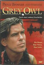 Grey Owl / Pierce Brosnan / DVD #3980