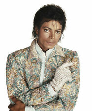 MICHAEL JACKSON UNSIGNED PHOTO - 8098 - KING OF POP