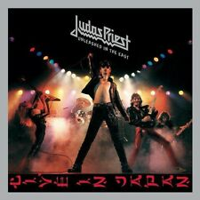 Judas Priest - Unleashed in the East [New CD]