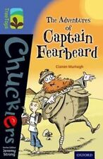 Oxford Reading Tree TreeTops Chucklers: Level 17: The Adventures of Captain Fear