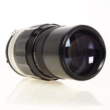 Nikon Nikkor Q 200mm F4Manual Focus TelephotoPrimeAI'D Lens