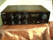 Sony TA-F220 Amplifier  Poweramp Stereo Hifi Verstärker  mit allen Anschlüssen