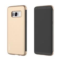 ORIGINAL ROCK Shadow SMARTCOVER Bolsa ORO para Samsung Galaxy S8 g950 G950F