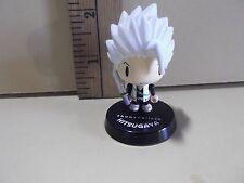 "#A827 Unknown Anime 2""in Spiky Hair Hitsugaya Figure w/Sword"