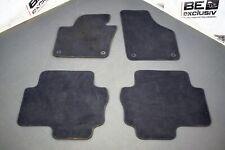 Original VW Sharan 7N Fussmatten Schmutzmatten schwarz Stoff SET 7N1864435