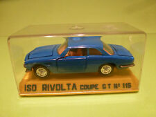 JOAL 1:43 -  ISO RIVOLTA COUPE  115     - GOOD CONDITION  - IN ORIGINAL SHOWCASE