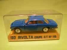 JOAL 1:43 -  ISO RIVOLTA COUPE  115     - GOOD CONDITION  - IN ORIGINAL SHOWCASE