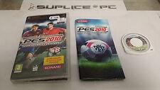 SONY PSP - JEU - PRO EVOLUTION SOCCER 2010
