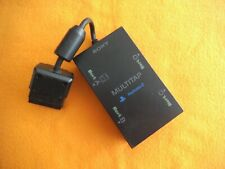 Original Multitap 4 Player Adapter für Sony Playstation 2