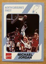 Michael Jordan 1989 Collegiate Collection #13 Mint North Carolina Tar Heels