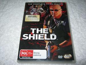 The Shield - Complete Season 3 - VGC - DVD - R4