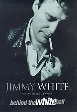 Behind the White Ball: My Autobiography, Rosemary Kingsland,Jimmy White, Very Go