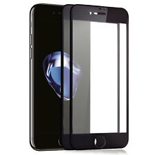 "2x 3D Hartglas für iPhone 7 4,7"" komplett Full Cover Displayschutz Glas Folie"