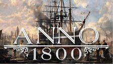 ⭐SALE⭐ Anno 1800 Delux Edition PC Steam [ Account Sharing ]