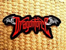 Dragonforce New Metal Rock Music Band Sew Iron On Embroidered Patch