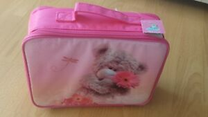 LUNCHBOX FROM ME TO YOU TATTY TEDDY - PINK AND NEW