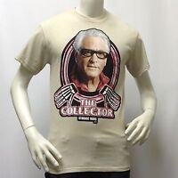 Men's STORAGE WARS T-shirt THE COLLECTOR Tee Beige 100% Cotton S M L XL 2XL XXL