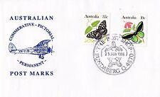 Permanent Commerative Pictorial Postmark - Bundaberg 25 Jun 1996 - 45c