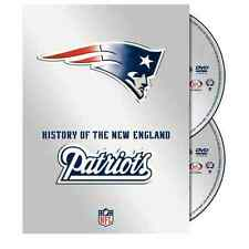 NFL DVD NEW ENGLAND PATRIOTS history super bowl   NEW  SEALED posted from the UK