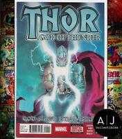Thor God of Thunder #25 NM 9.4 (Marvel)