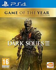 Dark Souls III GOTY The Fire Fades Edition for PlayStation 4 Ps4 - UK Preowned