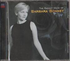 C.D.MUSIC  D687  THE RADIANT VOICE OF  BARBARA BONNEY     CD