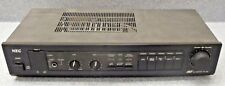 Vintage NEC AV-200E Audio/Video Center Amplifier