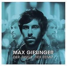 MAX GIESINGER - Der Junge der rennt -- CD  NEU & OVP