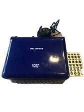 Sylvania  Portable DVD Player Complete