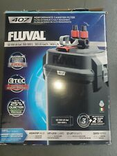 "New! Fluval 407 Performance Canister Filter50-100 Gallons  ""Opened box"""