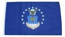 Fuerza Aérea EEUU Bandera 4x6 1.2mx6 ' Pie Casa Pancarta USA Vendedor No Fade