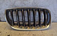 BMW X3 Bumper Grill Right Side E83 Sports Driver O/S Bumper Grill 2005