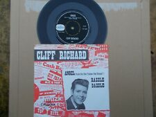 CLIFF RICHARD-ANGEL / RAZZLE DAZZLE--COLUMBIA CH 3085 (DUTCH WITH PICTURE SLEEVE