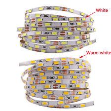 DC 12V 5mm wide 5730 5630 SMD Flexible LED strip lights tape lamp super bright