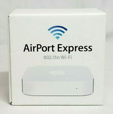 Apple AIRPORT EXPRESS 802.11n Wi-Fi Router MC414LL/A Model #A1392 NEW in BOX